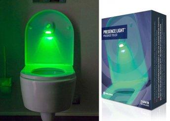 Presence Light jelzőfény Wc-hez