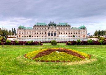 Pihenés a pompás császárvárosban, Bécsben