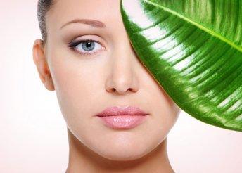 Növényi őssejtes arcfiatalítás