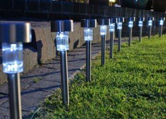 7 darabos Garden Oh My Home Torch napelemes lámpák