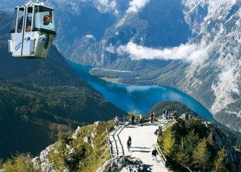 Kirándulás a világhírű Neuschwanstein kastélyhoz és Salzburgba