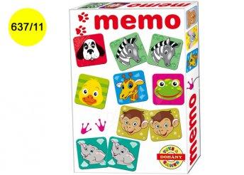 Memóriajátékok és dominó kicsiknek