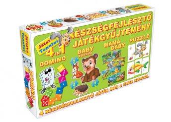 Maxi education játékgyűjtemény