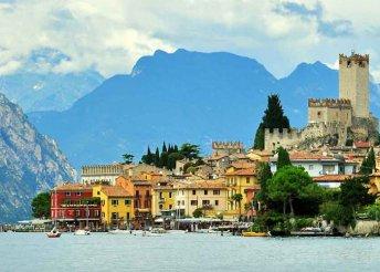 Verona és Garda-tó - 3 napos wellness 2 főnek