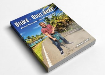 Úttörő – Utazz olcsón című könyv