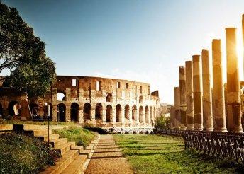 4 napos őszi kikapcsolódás Rómában