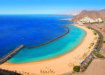 8 napos nyaralás 2 főnek a Kanári-szigeteken