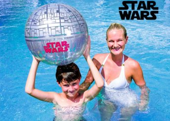 Star Wars felfújható labda
