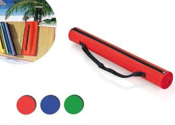 Összetekerhető strand gyékény 3 színben