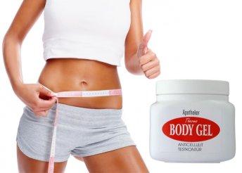 Apotheker testkontúr gél 500 ml-es kiszerelésben