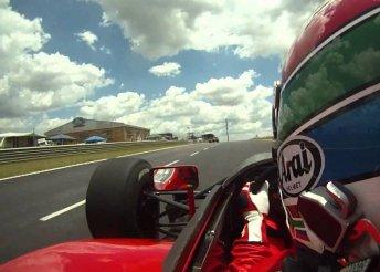 Vezess igazi F1-es szimulátort 60 percen át
