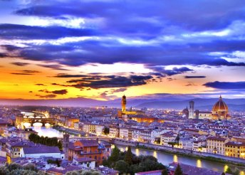 Nézd meg a csodálatos Rómát és Firenzét