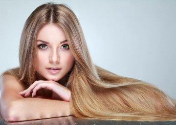 Keratinos hajsimítás Seta hajkezeléssel
