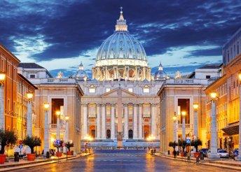 Tölts el 5 napot a lenyűgöző Rómában