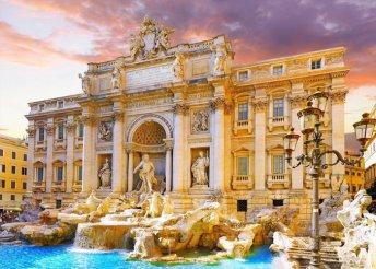 Barangoljátok be az elbűvölő Rómát – 4 nap