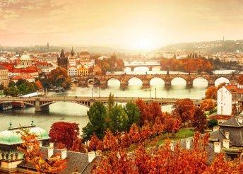 Tölts el 3 napot a luxus jegyében, Prágában