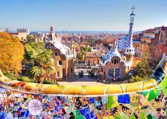 Pihenjetek Barcelonában – 3 vagy 4 nap 2 főnek