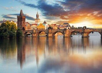 3 nap Prágában 2 főnek reggelivel