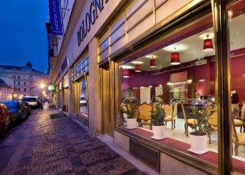 3 nap Prága szívében, a Residence Bologna***-ban
