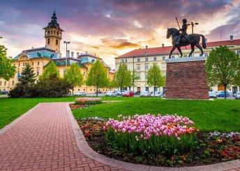 Ismerjétek meg Szegedet – 3 nap 2+1 főnek