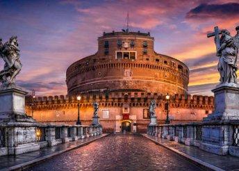 Róma felfedezése – akár 4 nap 2 főnek, reggeli