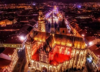 Kalandozz adventkor Kassán – városnézős utazás
