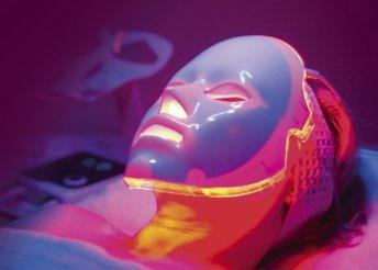 Bőrfiatalítás LED maszkkal arcod ragyogásáért
