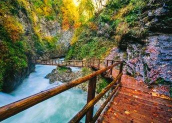 Bled, Bohinj – 2 nap Szlovéniában félpanzióval