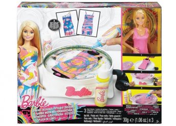 Barbie színkeverő centrifugával