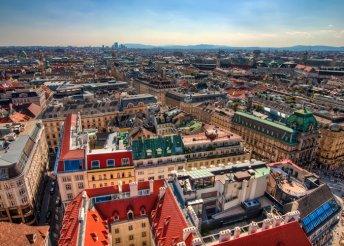 Ünnepi hétvége Bécsben, a Hotel Luciaban