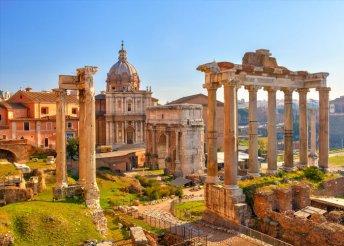 4 napos római városnézés