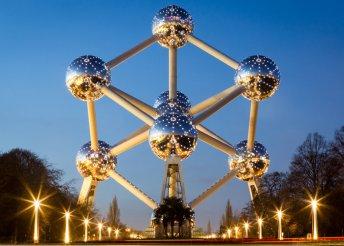 Töltődj fel Brüsszelben, a Van Belle Hotel***-ben