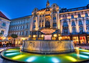 3 nap / 2 éj 2 főnek reggelivel a Mercure Bratislava Centrum****-ban