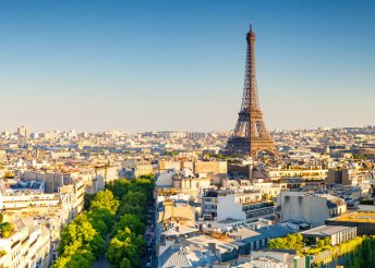 Luxus Párizsban,  a Hotel Royal Elysées****-ben