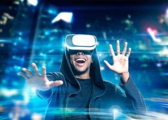Virtuális valóság élmény 2 főre a VR17-ben
