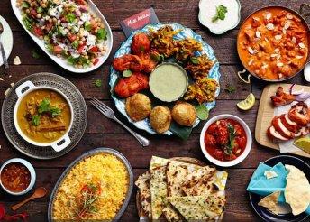 Indiai főzőest és vacsora a KuktaParty-tól