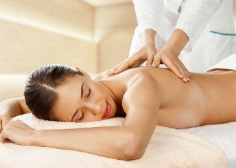 60 perces relaxáló masszázs teljes ellazulásodért