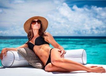120 perces bikini start program fogyasztó és feszesítő kezelésekkel