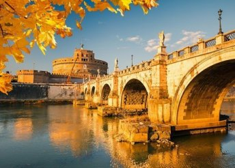 Ősz Rómában – 6 nap buszos utazással