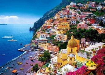 Nyaralj a Sorrentói-félszigeten, a Hotel Panorama****-ban, buszos utazással