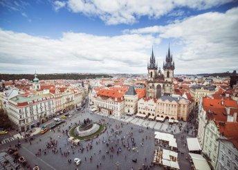 Kettesben, Prágában – akár 4 nap a Hotel Kavalir***-ben