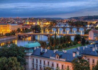 Hétvége Prágában, a Hotel Otar***-ban reggelivel 2 főnek