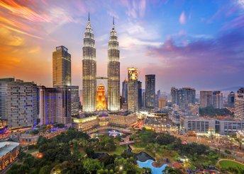 Vár Malajzia, Szingapúr, Indonézia és Bali