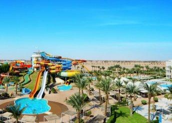 Egyiptomi álomvakáció 5-csillagos kényelemben, teljes ellátással, repülőjeggyel