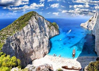 8 napos felejthetetlen nyaralás Zakynthoson