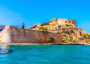 Krétai vakáció az Agrabella***-ban félpanzióval és repülőjeggyel 2 főnek