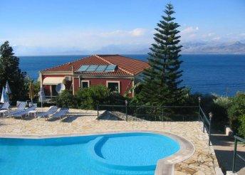 8 napos görögországi nyaralás Korfun