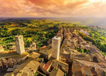 5 napos pünkösdi körutazás Olaszországban