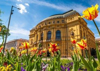Rétesfesztivál Mórahalmon, sétával Szegeden – buszos utazás