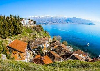 Albánia és Macedónia rejtett kincsei